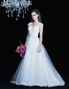 Ing A Wedding Gown For Your Body Shape Pear Style 4762