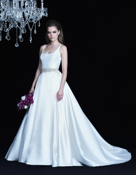 Ing A Wedding Gown For Your Body Shape Pear Style 4764