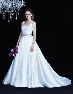 Buying A Wedding Gown For Your Body Shape: Hourglass Style 4764