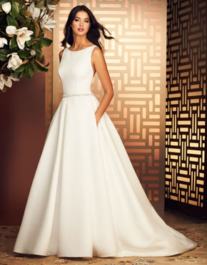 Buying A Wedding Gown For Your Body Shape: Hourglass Style 4886