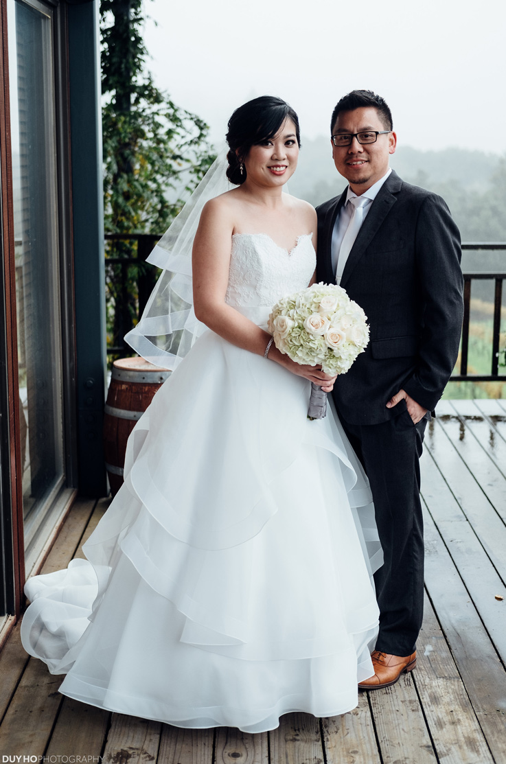Real Bride Woodside, CA - Sharon & Linh | Paloma Blanca