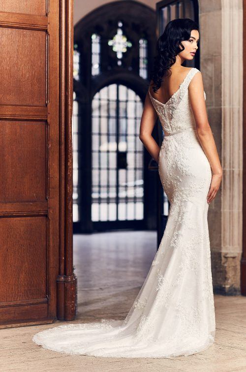 Breathtaking Beaded Wedding Dress - Style #4915 | Paloma Blanca
