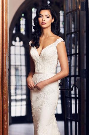 Breathtaking Beaded Wedding Dress - Style #4915 | Paloma Blanca