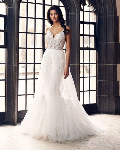 Paloma Blanca Fall 2020 Collection Launch Style 4905