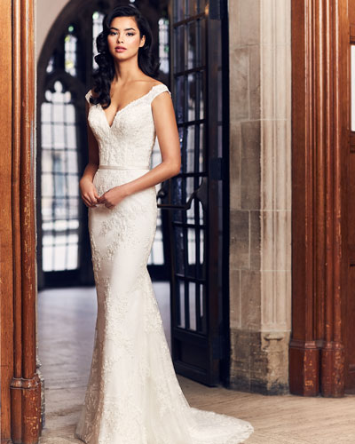 Paloma Blanca Fall 2020 Collection Launch Style 4915