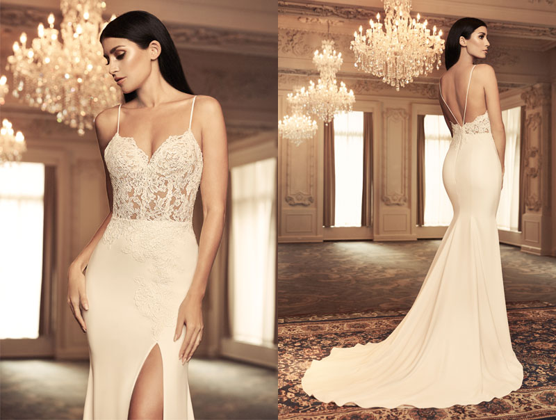 Paloma Blanca Featured Gown Style 4800