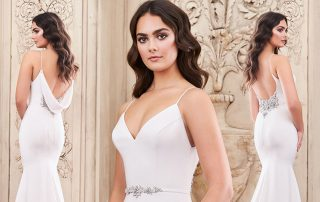 Paloma Blanca Featured Gown Style 4857