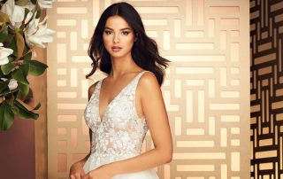 Paloma Blanca Featured Gown Style 4880