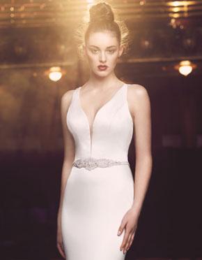 Shape Wear Plunging Neckline Style 4714