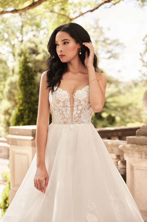 Perfect Fairytale Wedding Dress - Style #4930 | Paloma Blanca