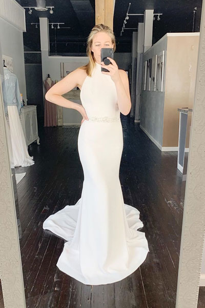 Paloma Blanca Featured Gown Style 4841
