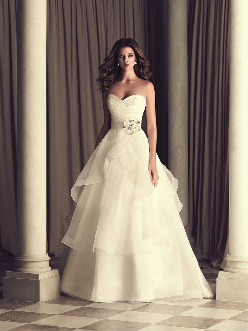 Ball Gown Wedding Dresses | Paloma Blanca