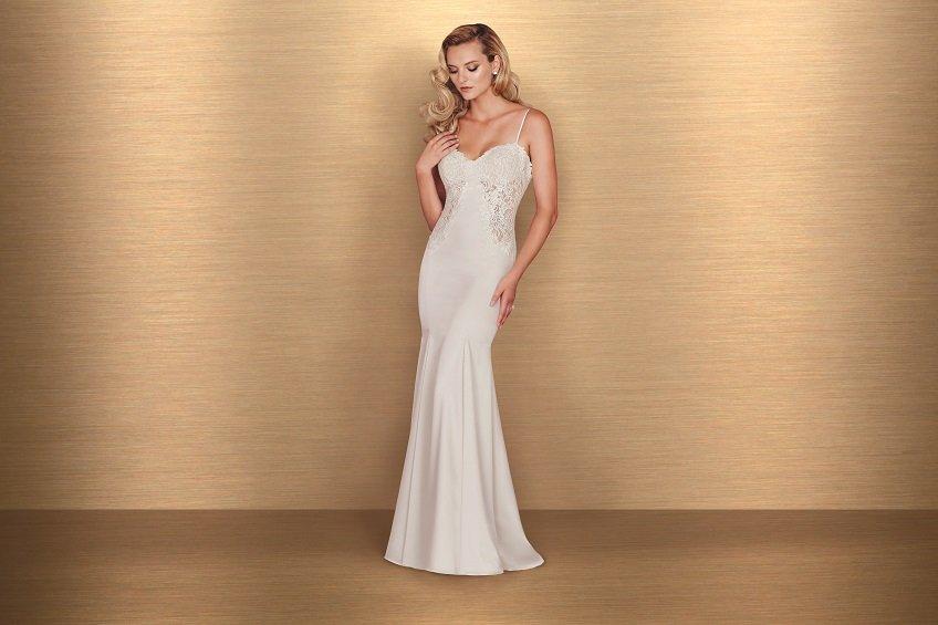 Paloma Blanca - Wedding Dress Designer - Style 4669