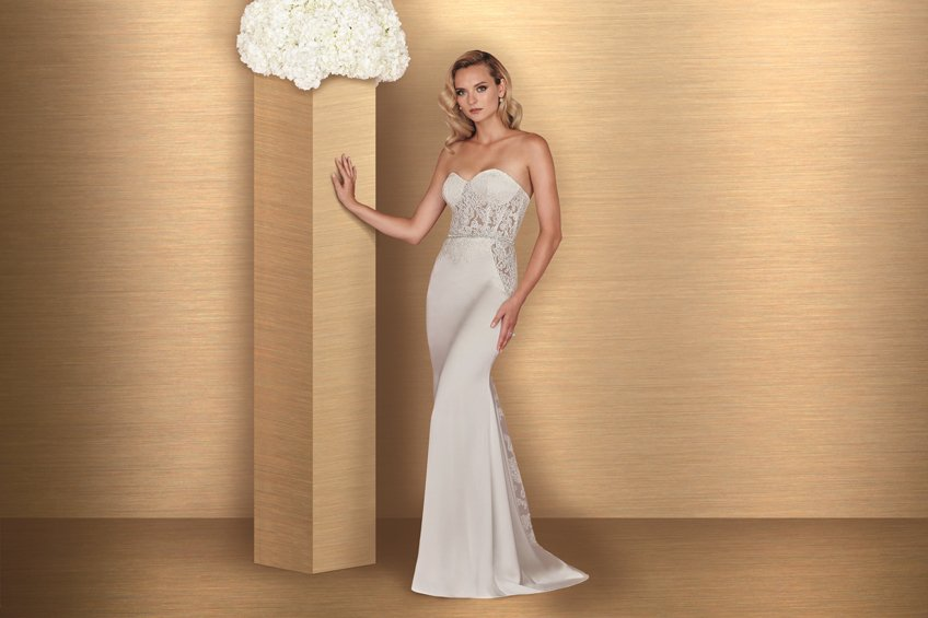 Paloma Blanca Style 4669 Mira Couture Event