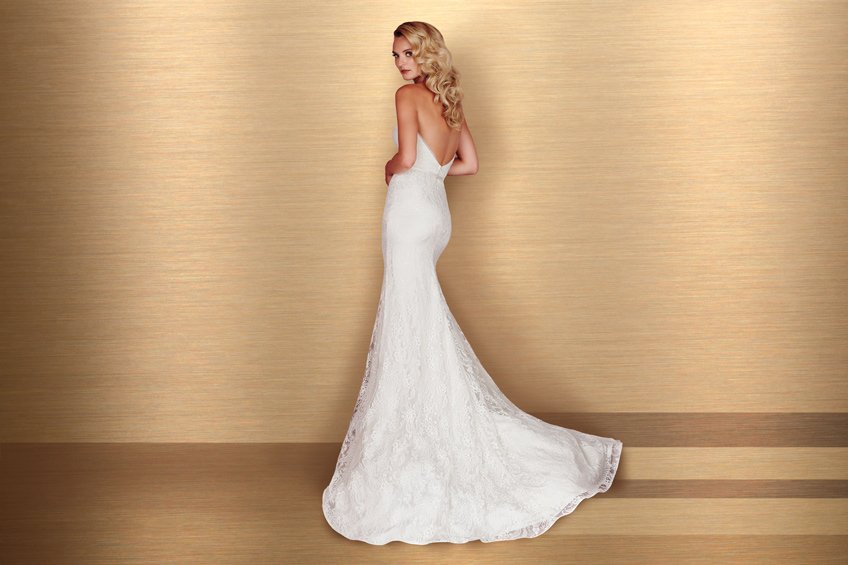 Paloma Blanca Style 4673 Archive Bridal Event
