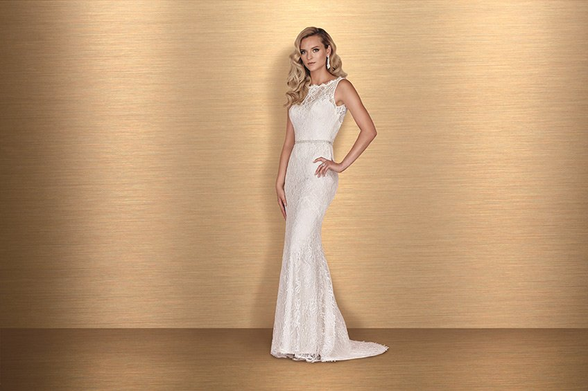 How To Narrow Down Your Search for Wedding Dress Styles - Style #4655