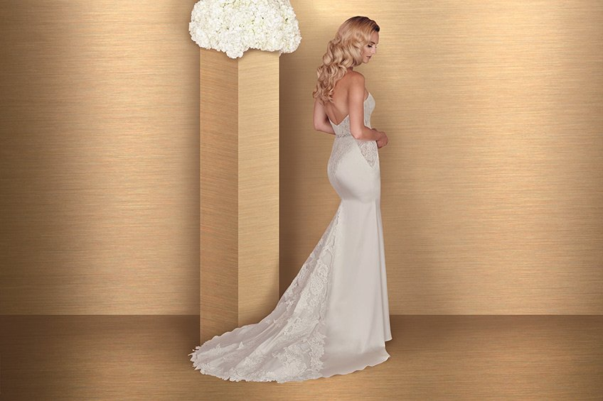 How To Narrow Down Your Search for Wedding Dress Styles - Style #4669