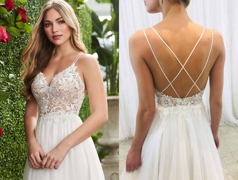 Featured Gown Mikaella Style 2258