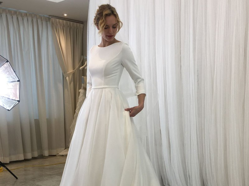Featured Gown Mikaella Style 2308