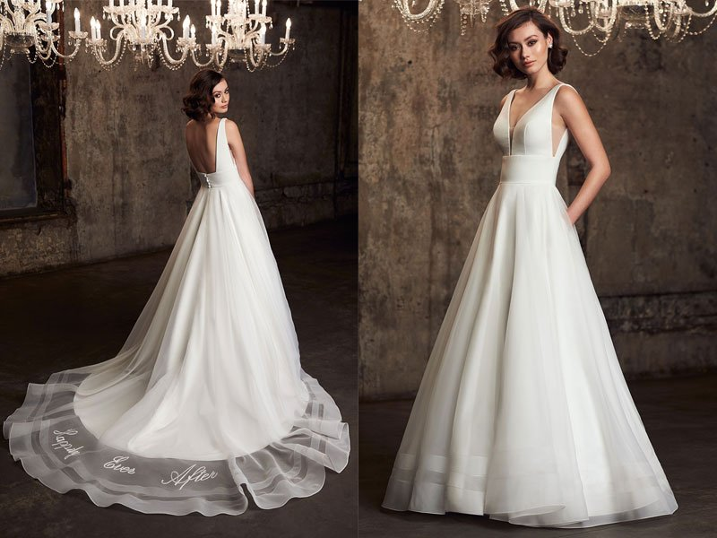 Featured Gown Mikaella Style 2310
