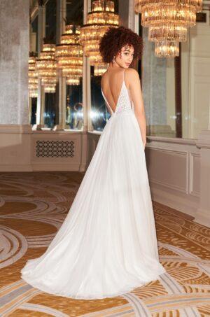 Graceful Tulle Wedding Dress - Style #2360 | Mikaella Bridal