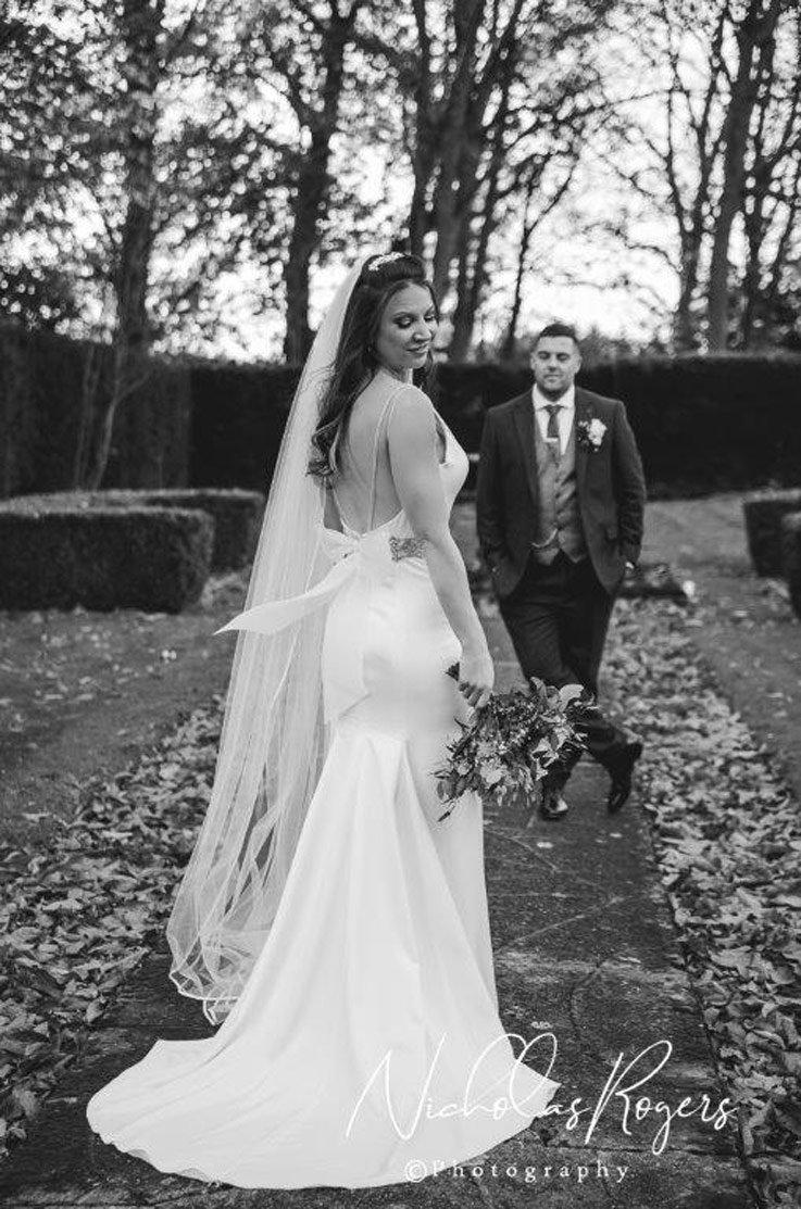 Real Bride The Elms – Jess & Dan | Paloma Blanca