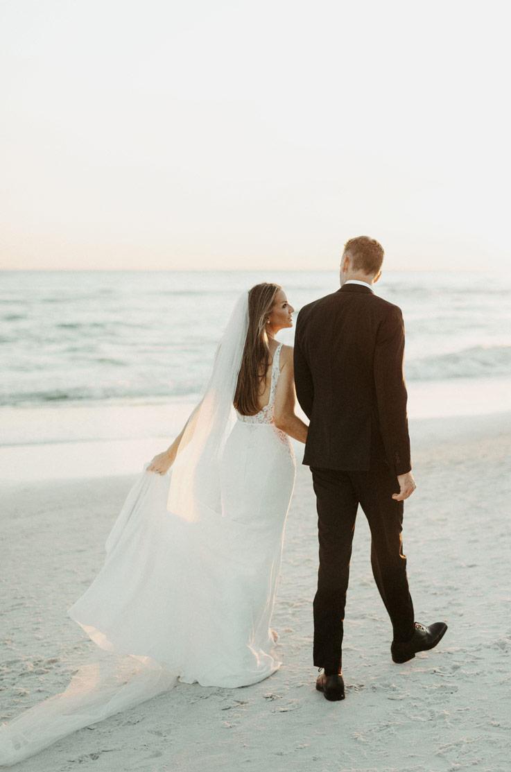 Real Bride The Pearl – Alli & Ben | Paloma Blanca