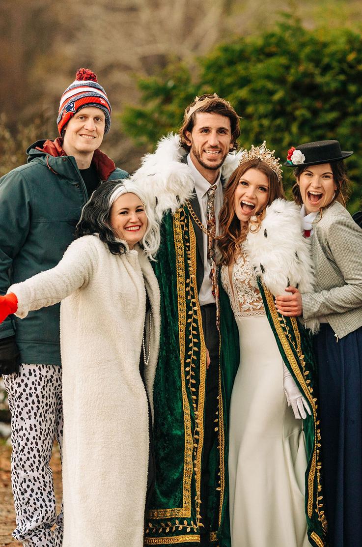 Real Bride Beaver Brook Association – Briana & Adam | Mikaella Bridal