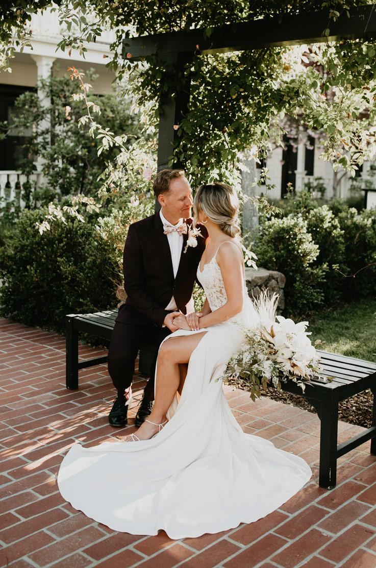 Real Bride Sonoma, California – Brittany & Derek | Paloma Blanca