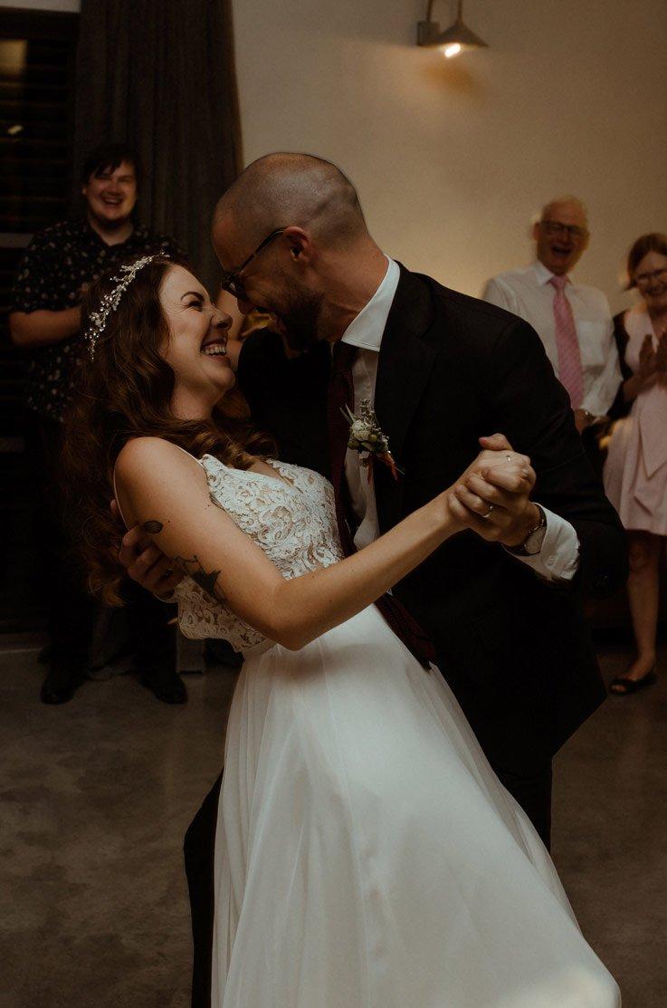 Real Bride Poppies Martinborough – Jess & Jon | Paloma Blanca