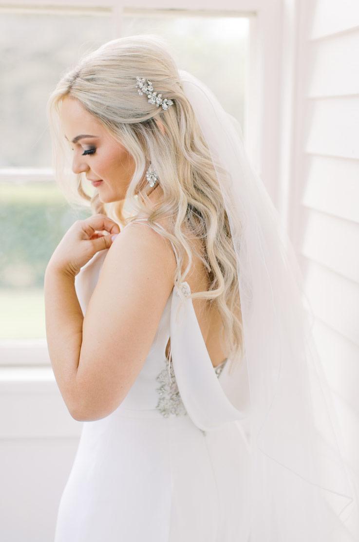 Real Bride Pebble Hill Plantation – Katie & Jaime | Paloma Blanca