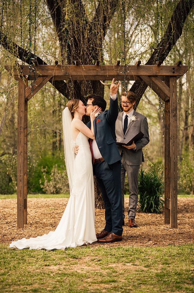 Real Bride Greenville, SC – Morgan & Alex   Mikaella Bridal