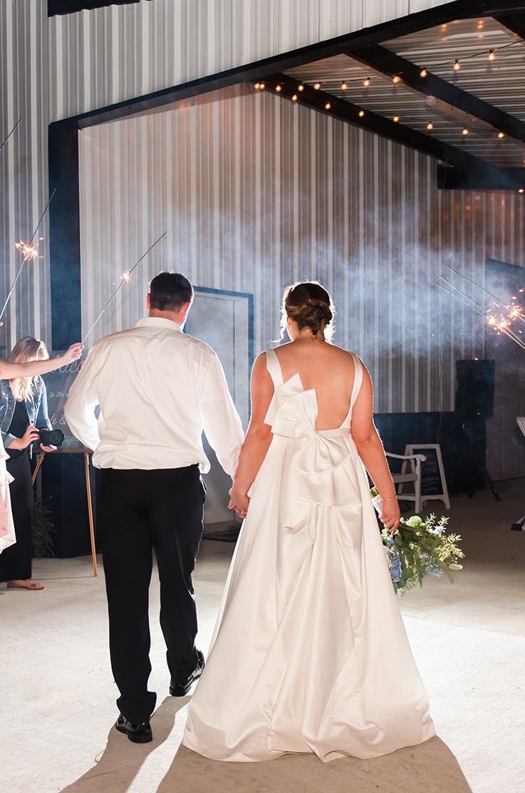 Real Bride Hobbsville, NC – Nicole & Thomas | Mikaella Bridal