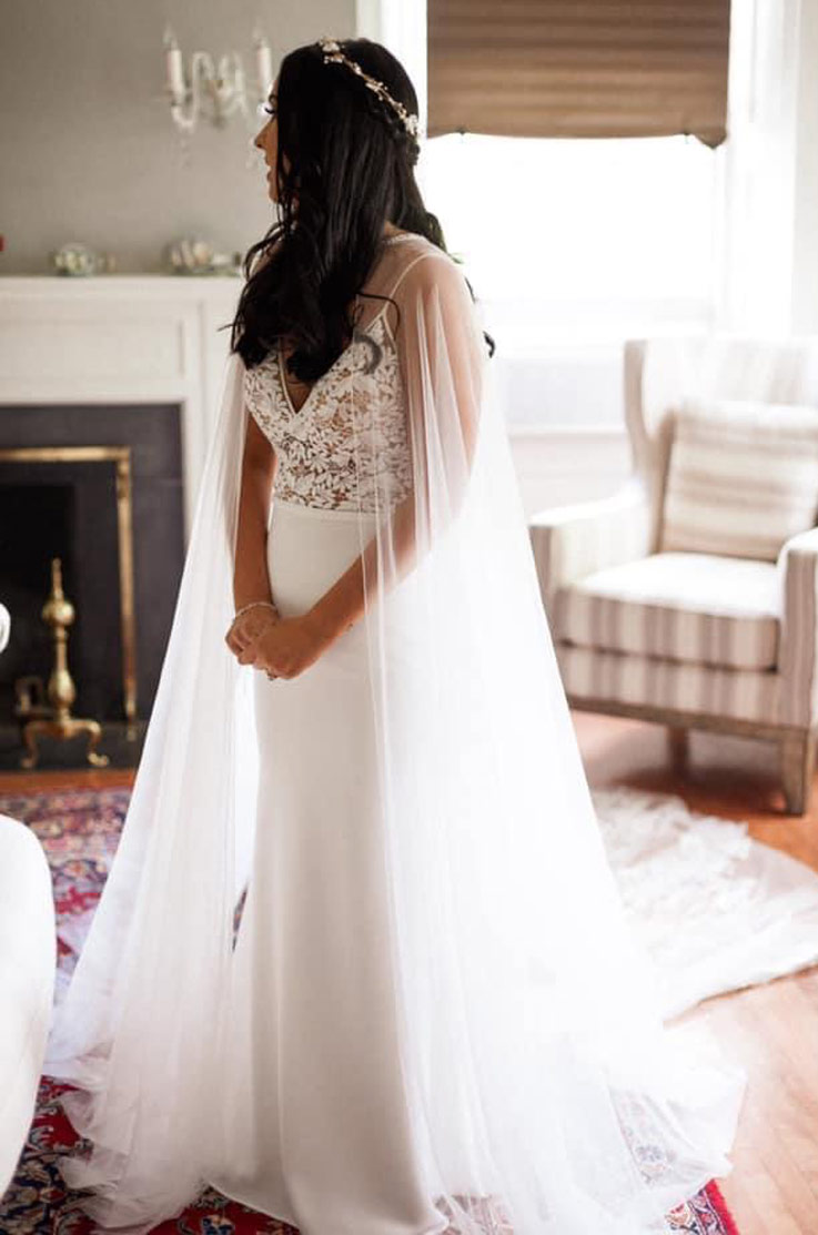 Real Bride Ticklebelly Hill – Brooke & Ryan | Mikaella Bridal