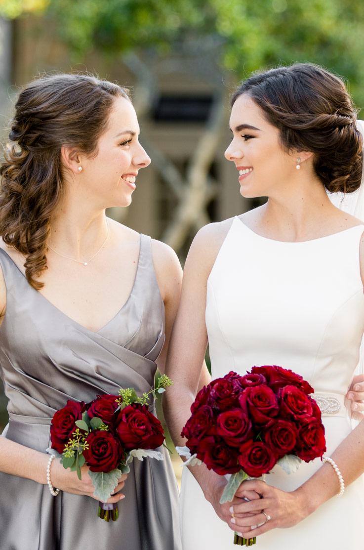 Real Bride Texas – Claire & Joey | Mikaella Bridal