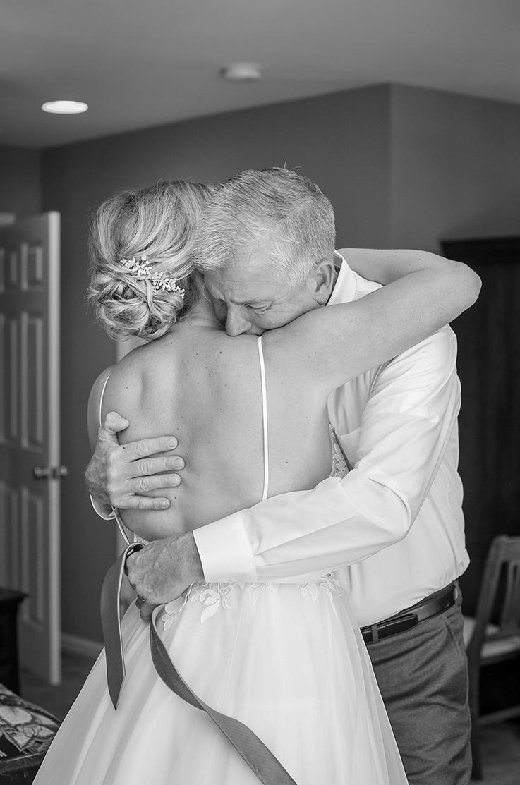 Real Bride Chestertown, MD – Hannah & Brian   Mikaella Bridal