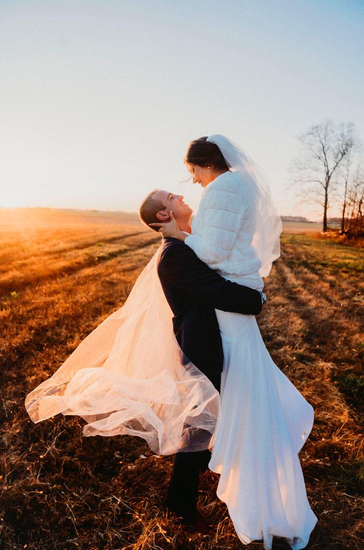 Real Bride Crimson Lane – Kylee & Thomas | Mikaella Bridal
