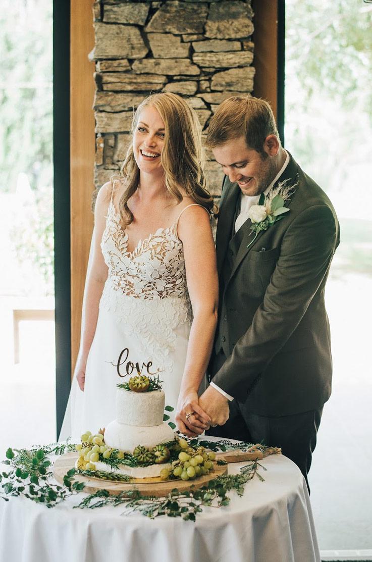 Real Bride Wanaka New Zealand – Lauren & Brad | Mikaella Bridal