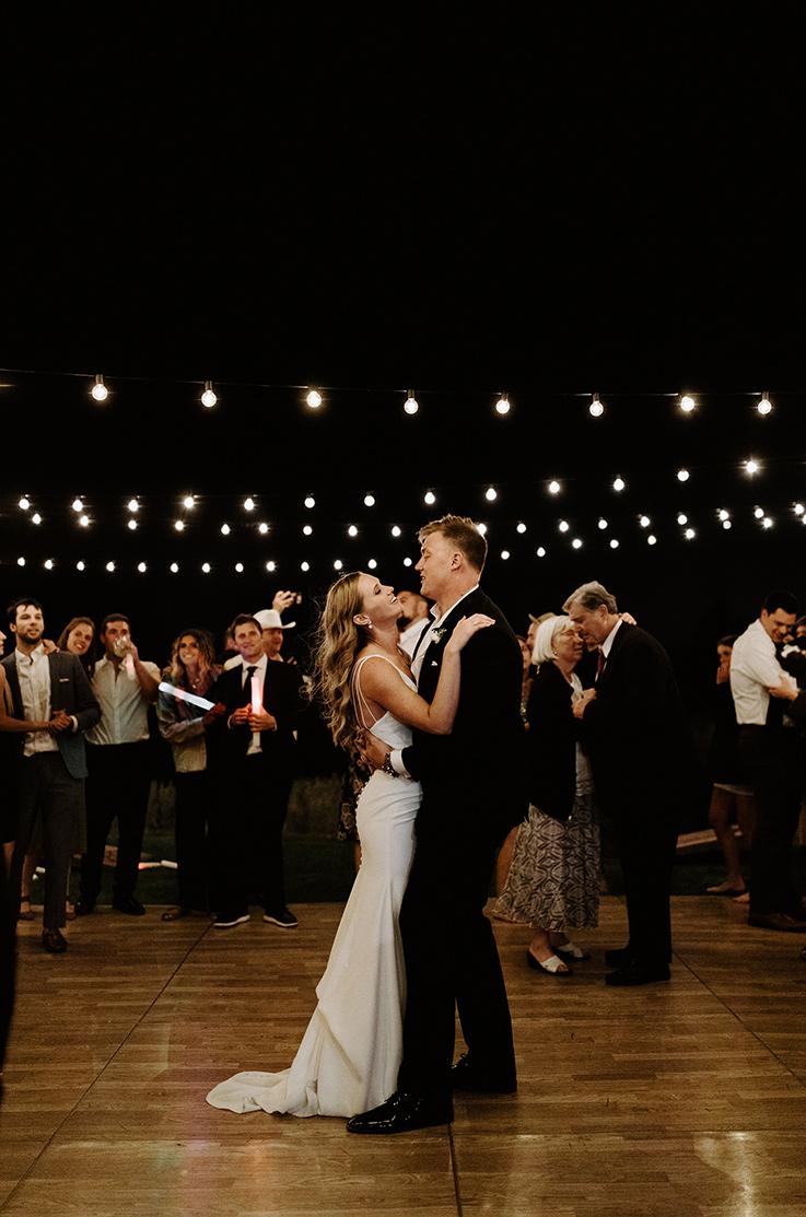 Real Bride Brasada Ranch – Lauren & Patrick   Mikaella Bridal
