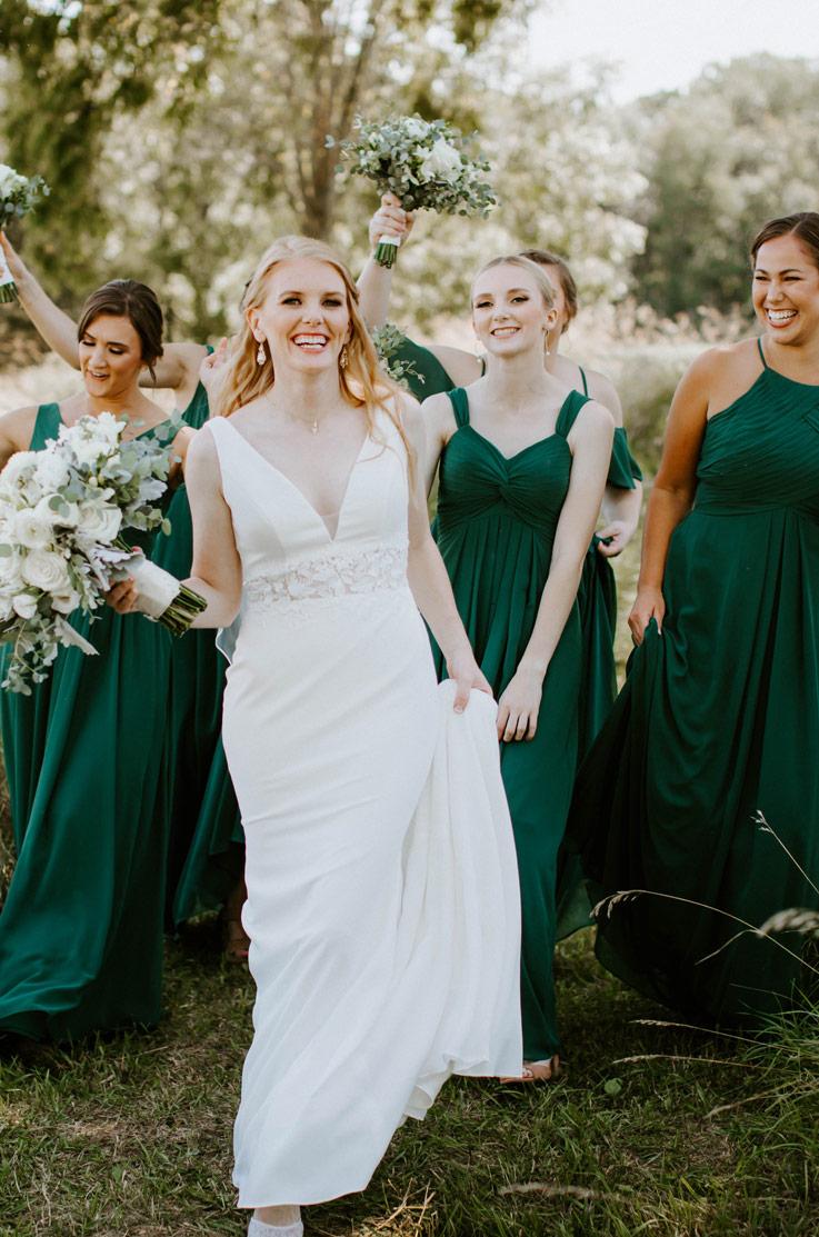 Real Bride Vennebu Hill – Shawny & Paul   Mikaella Bridal