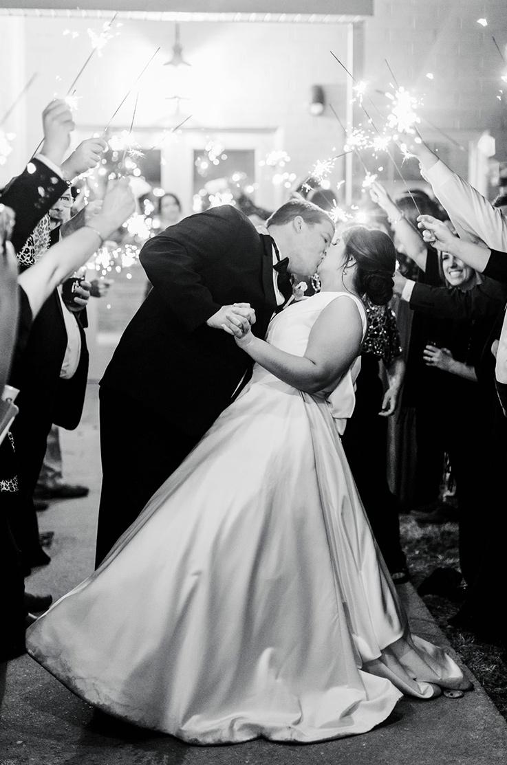 Real Bride Williamston, NC – Sydni & John | Mikaella Bridal