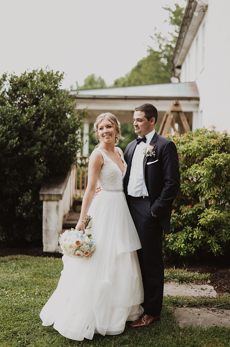 Real Bride Deerfield Golf Club – Amanda & Liam   Paloma Blanca