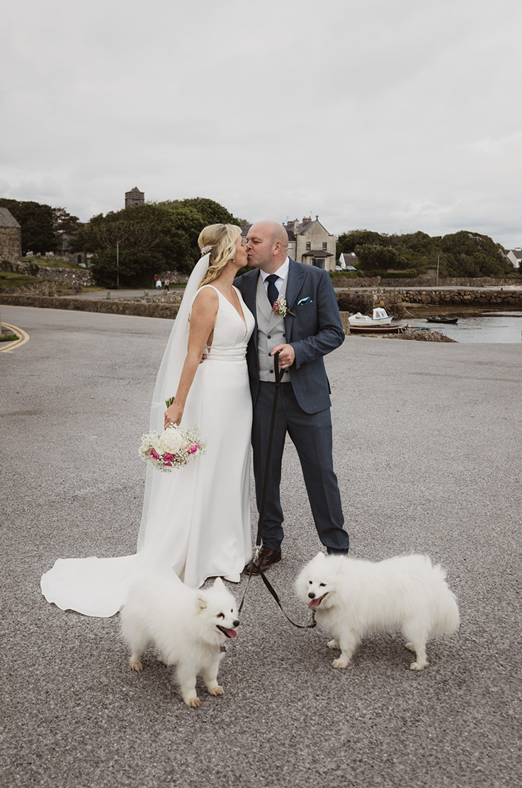 Real Bride Galway, Ireland – Breda & David | Paloma Blanca