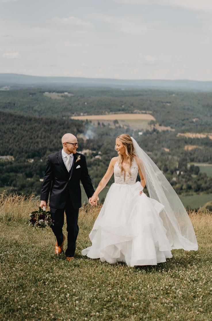Real Bride Blue Mountain Resort – Corinne & Len | Paloma Blanca