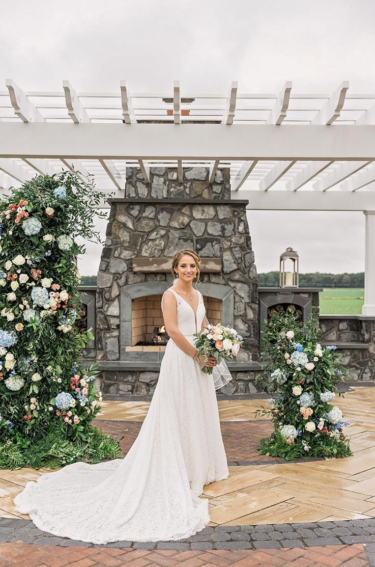 Real Bride Seaford, DE – Mikaela & Frank | Mikaella Bridal