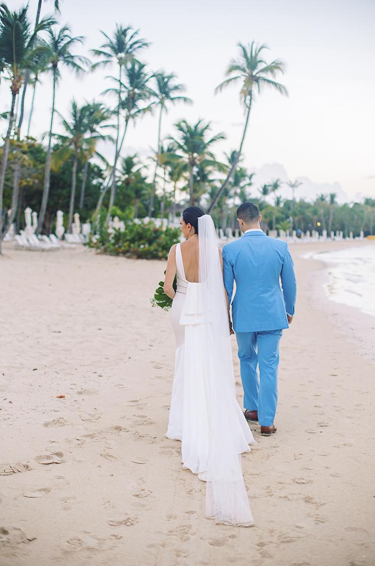 Real Bride Casa de Campo – Sara & Christopher   Paloma Blanca