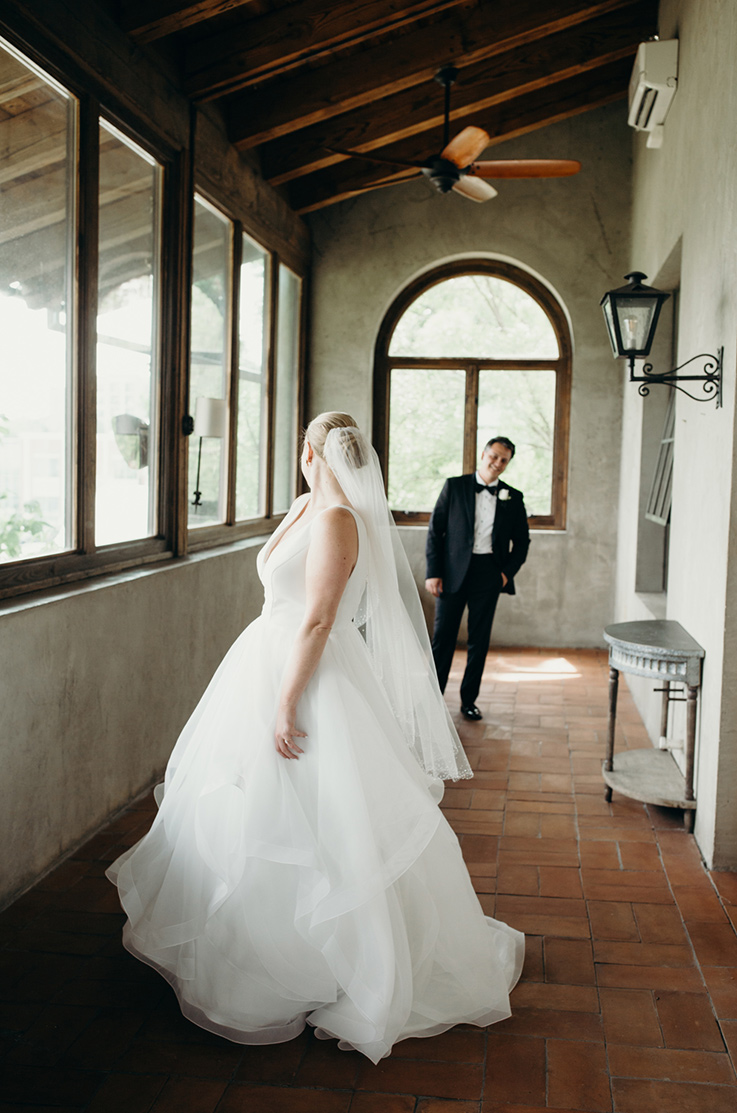 Real Bride Summerour Studio – Caitlin & David   Mikaella Bridal