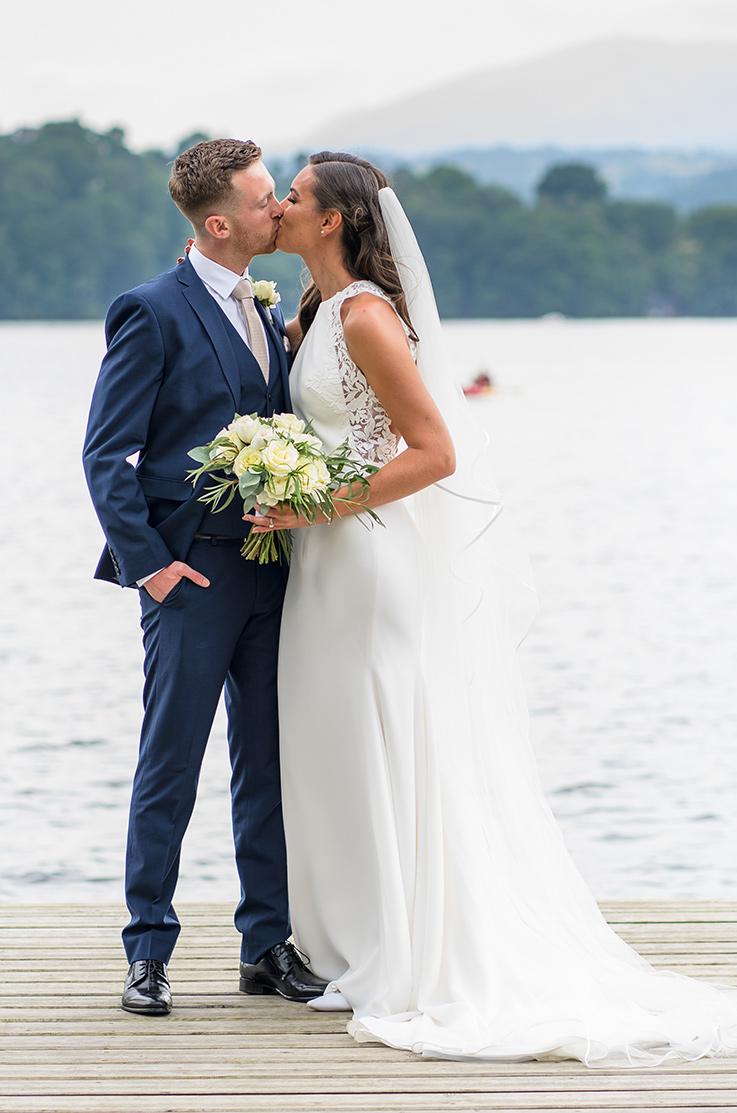 Real Bride Langdale House Hotel – Charlotte & Chris   Mikaella Bridal