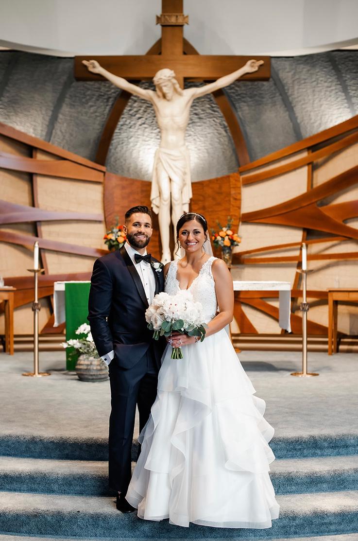 Real Bride The Historic Summit Inn – Jillian & Tyler | Paloma Blanca