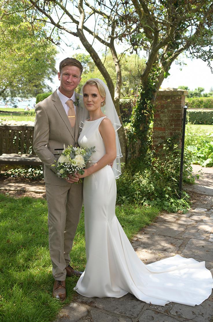 Real Bride Holy Trinity Church – Laura & Toby   Paloma Blanca